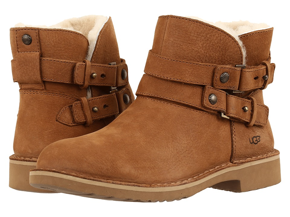 UGG - Aliso (Chestnut) Women's Boots