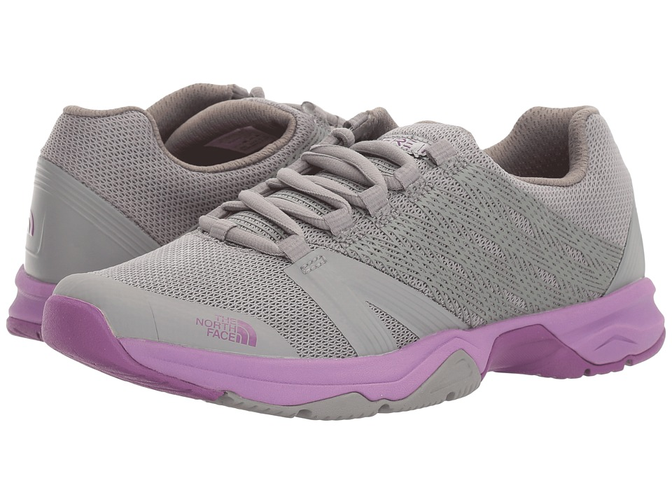 The North Face Litewave Ampere II (Quartz Silver Grey/Wood Violet) Women