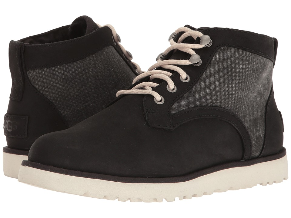 UGG - Bethany Canvas (Black) Women's Boots