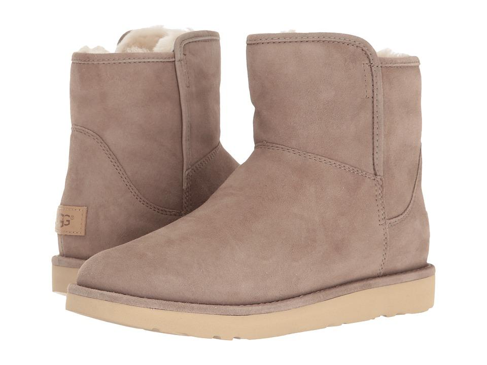 UGG - Abree Mini (Clay) Women's Shoes