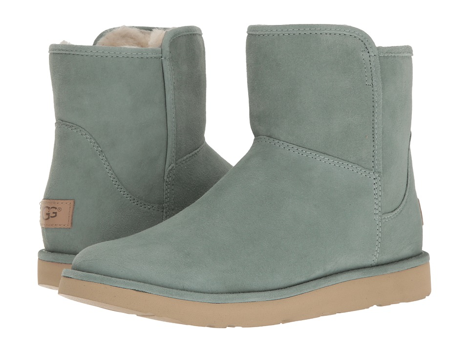 UGG - Abree Mini (Sea Green) Women's Shoes
