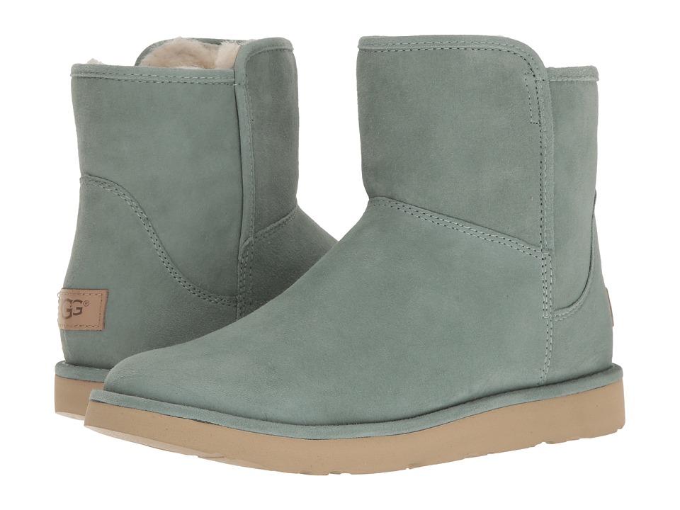 UGG - Abree Mini (Sea Green) Women's Shoes