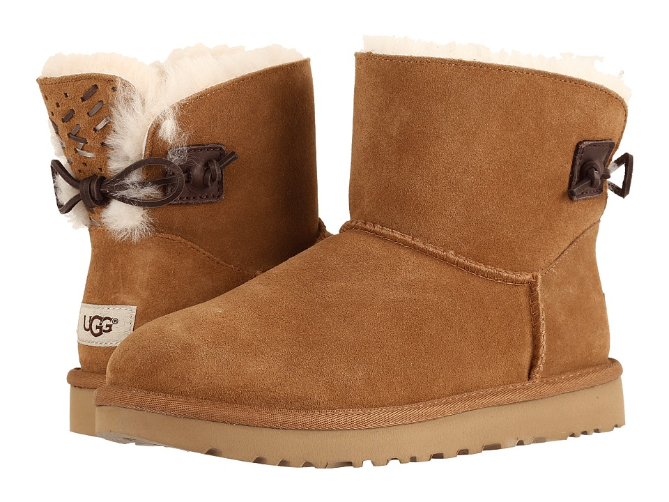 UGG - Adoria Tehuano (Chestnut) Women's Boots