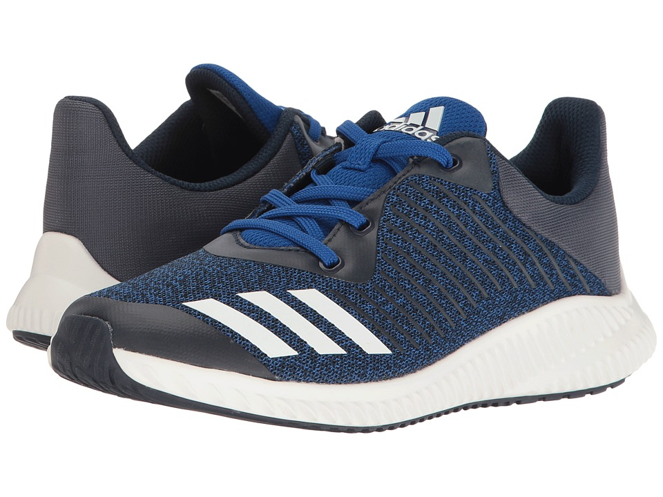 adidas Kids FortaRun (Little Kid/Big Kid) (Blue/White/Royal