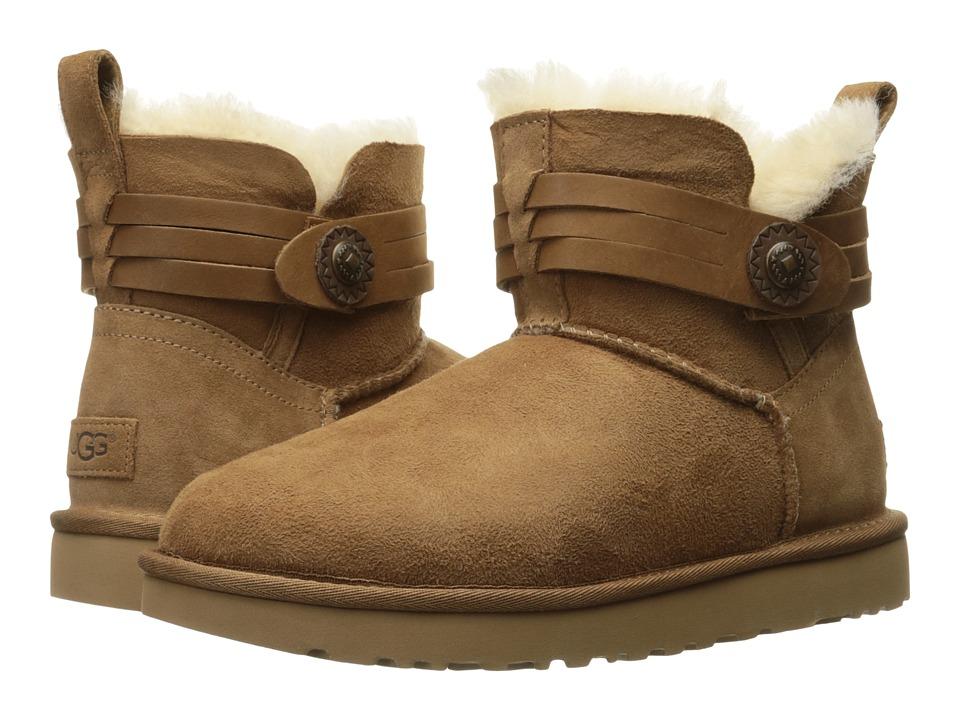 UGG - Elva (Chestnut) Women's Boots