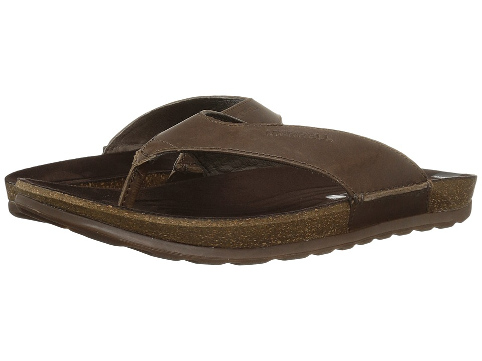 Merrell Downtown Flip (Dark Earth) Men