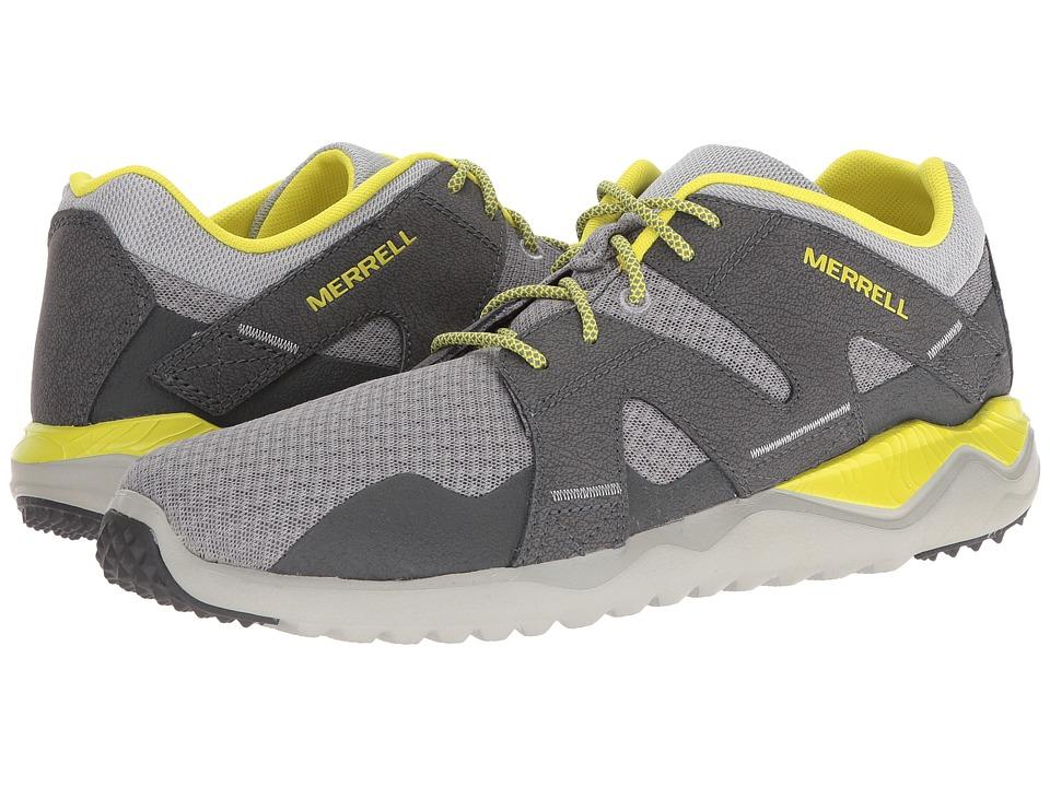 Merrell - Isix8 Mesh (Wild Dove) Men's Shoes