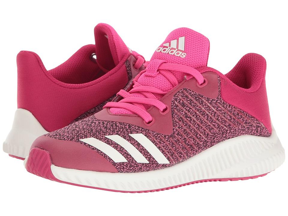 adidas Kids FortaRun (Little Kid/Big Kid) (Bold Pink/White/Shock Pink) Girls Shoes