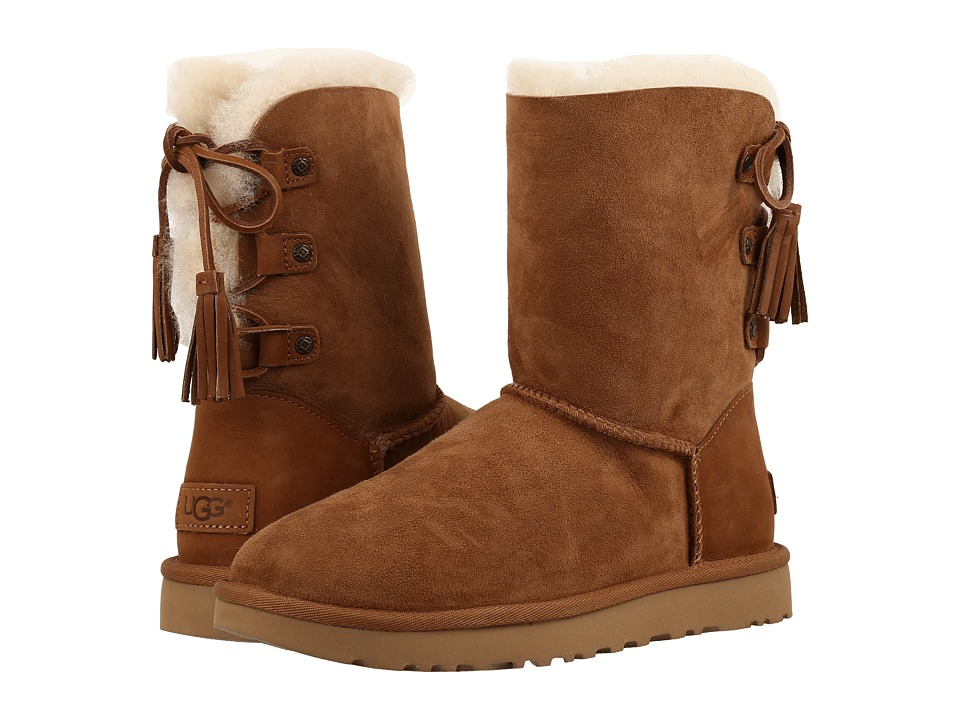 UGG - Kristabelle (Chestnut) Women's Boots