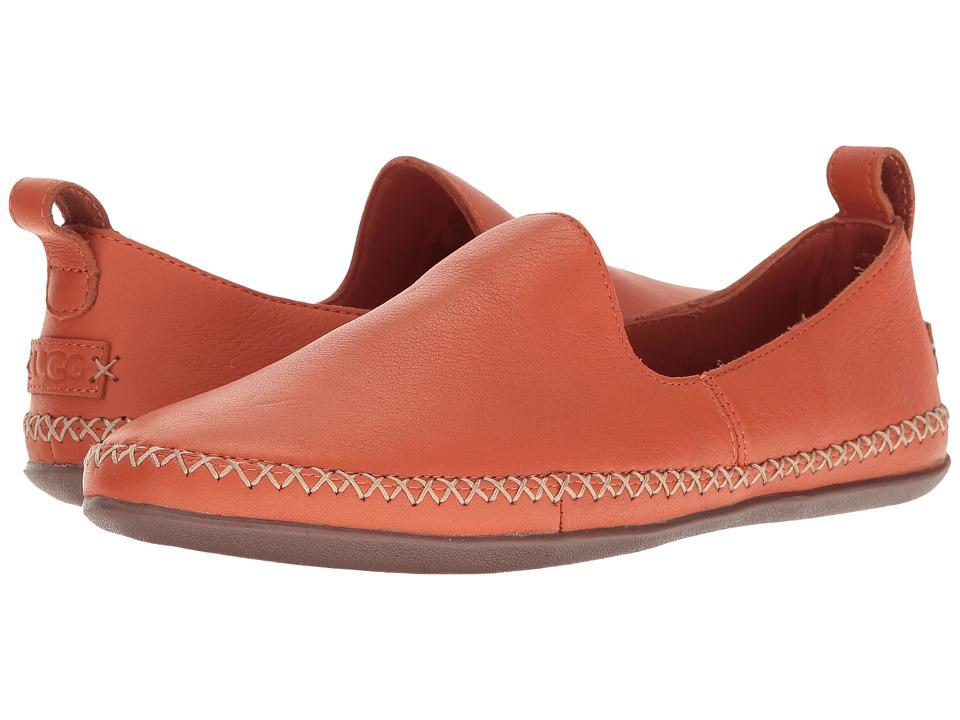 UGG - Delfina (Fire Opal) Women's Slippers