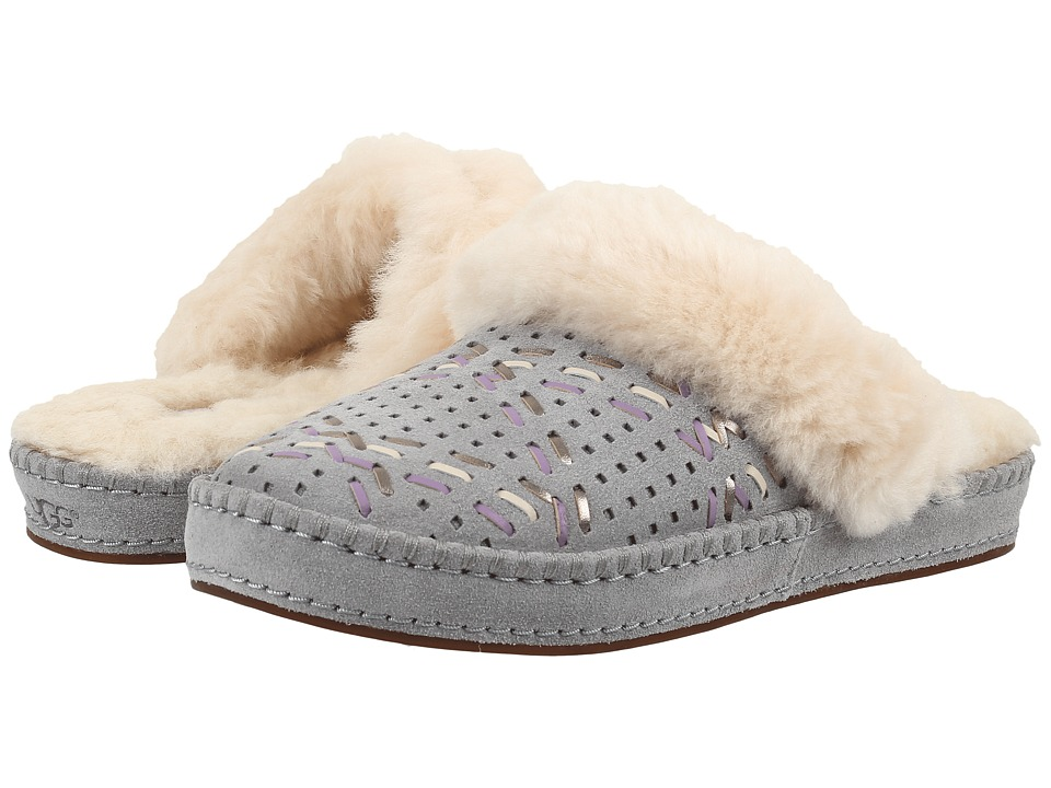 UGG - Aira Tehuano (Pencil Lead) Women's Slippers