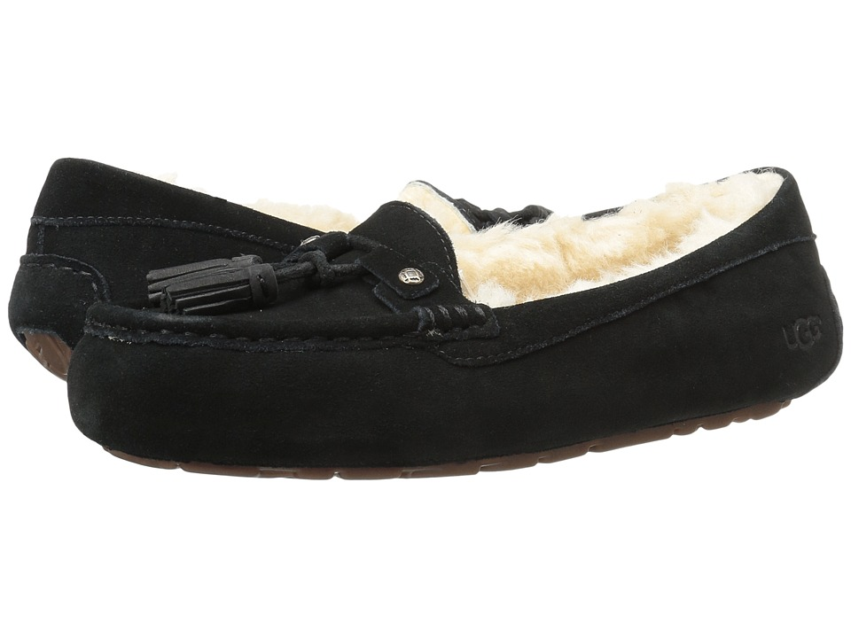 UGG - Litney (Black) Women's Slippers
