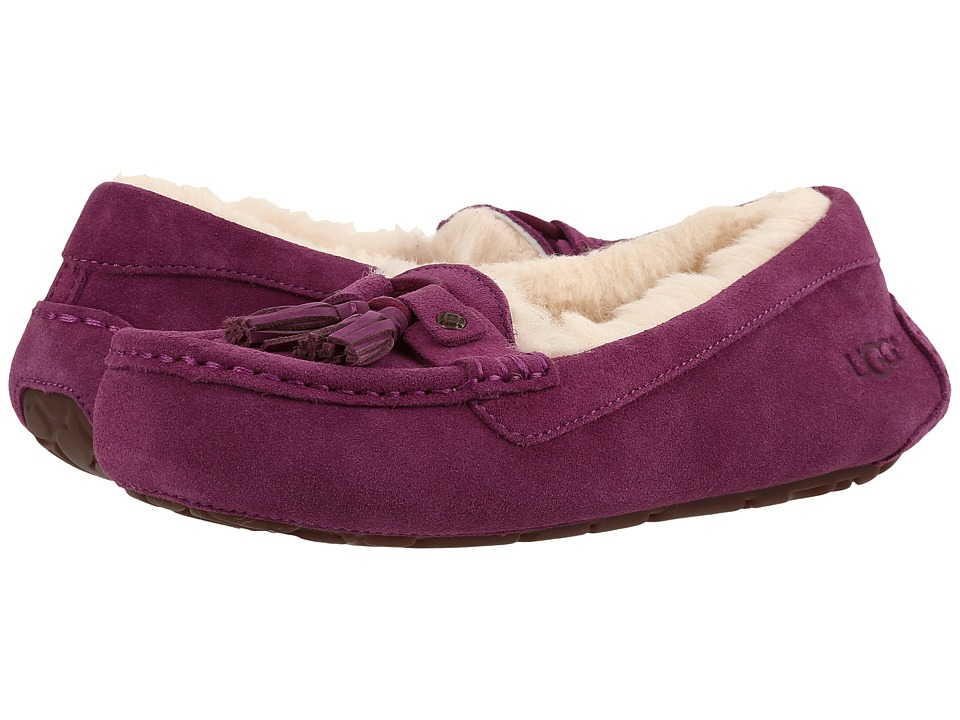 UGG - Litney (Purple Passion) Women's Slippers