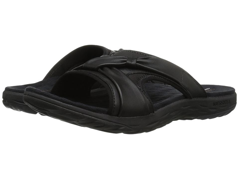 Merrell - Vesper Slide (Black) Women's Sandals