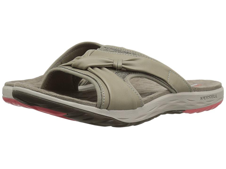 Merrell - Vesper Slide (Aluminium) Women's Sandals