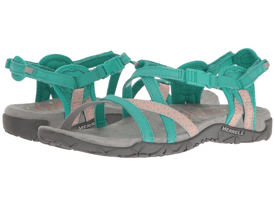 Merrell - Terran Lattice II (Atlantis) Women's Shoes