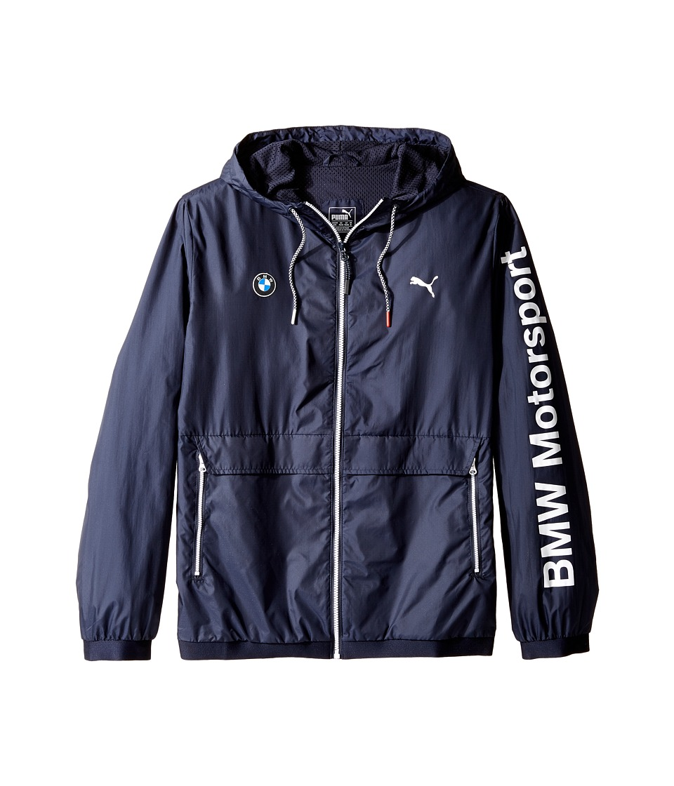 PUMA - BMW MSP Lightweight Jacket (Team Blue) Men's Coat