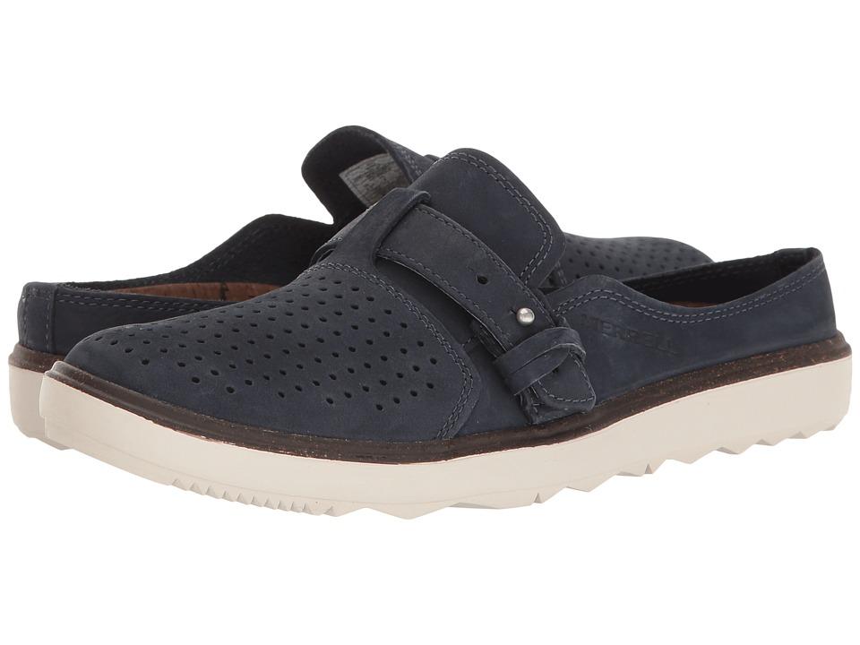 Merrell - Around Town Slip-On Air (Navy) Women's Shoes