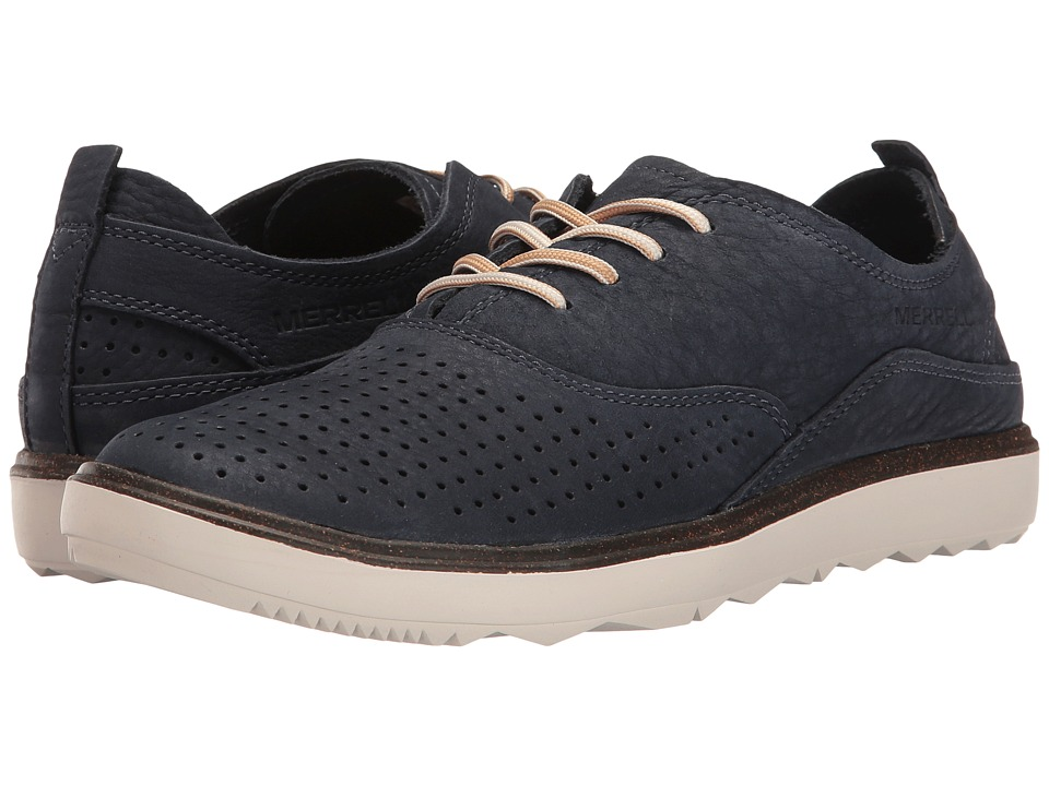 Merrell - Around Town Lace Air (Navy) Women's Shoes