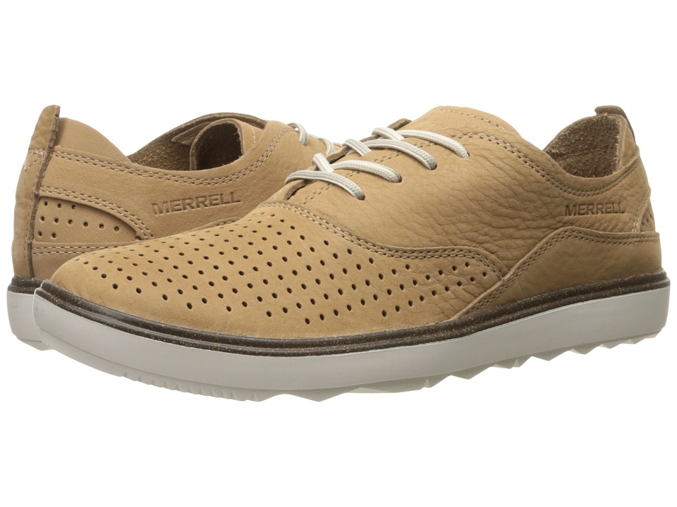 Merrell - Around Town Lace Air (Tan) Women's Shoes