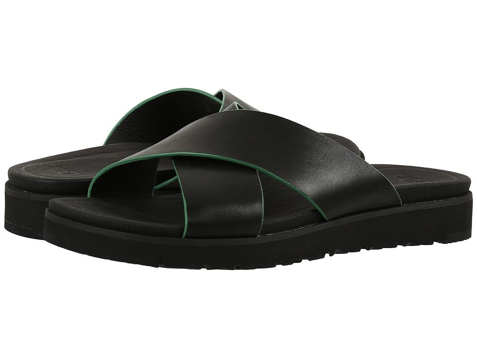 UGG - Kari (Black) Women's Sandals