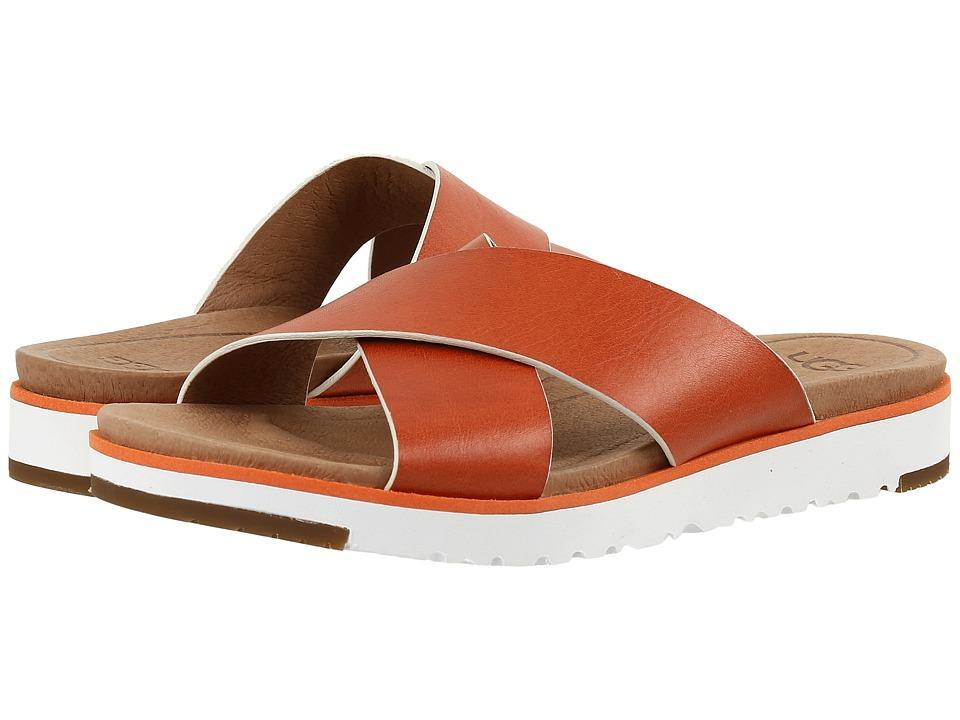 UGG - Kari (Fire Opal) Women's Sandals
