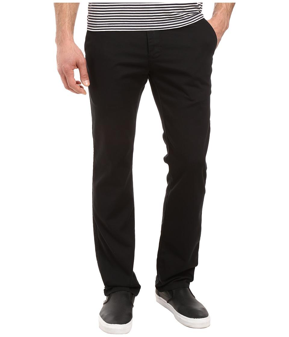 Vans - GR Chino Pants (Black) Men's Casual Pants