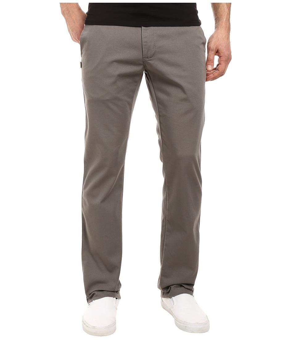 Vans - GR Chino Pants (Pewter) Men's Casual Pants