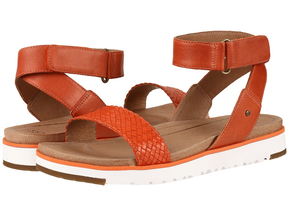 UGG - Laddie (Fire Opal) Women's Sandals