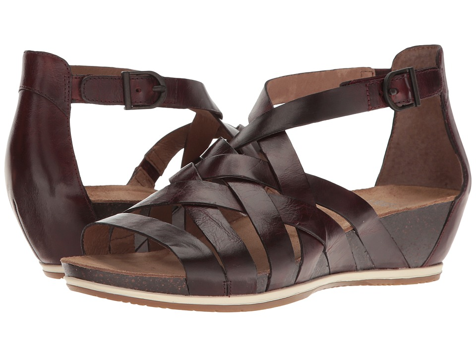 Dansko - Vivian (Ruby Vintage) Women's Shoes
