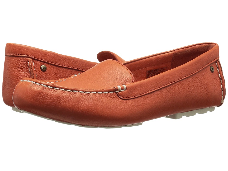 UGG - Milana (Fire Opal) Women's Flat Shoes