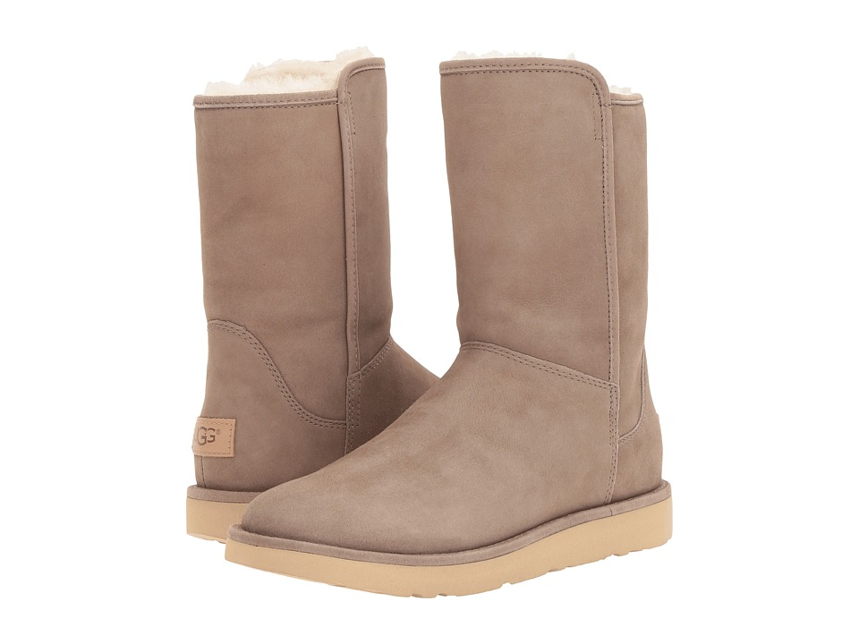 UGG - Abree Short II (Clay) Women's Shoes