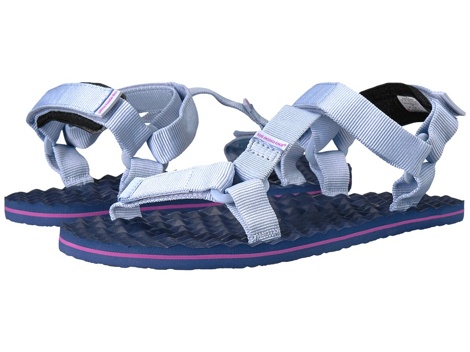 The North Face - Base Camp Switchback Sandal (Chambray Blue/Coastal Fjord Blue) Women's Sandals