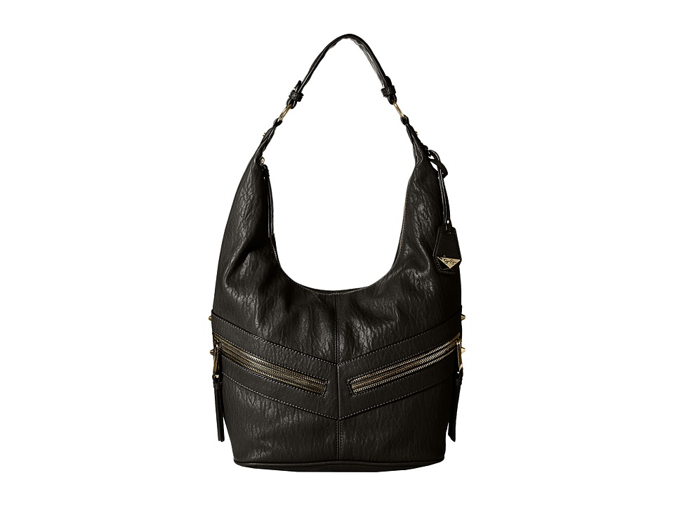 Jessica Simpson - Hudson Hobo (Black 1) Hobo Handbags
