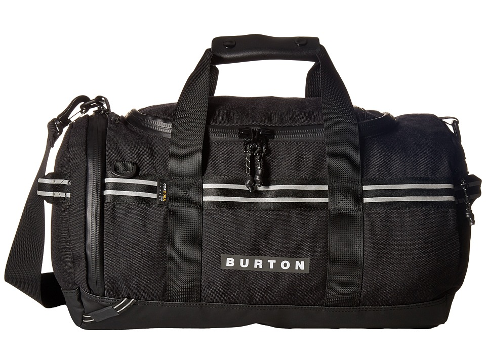 Burton - Backhill Duffel X-Small 25L (True Black Cordura) Duffel Bags