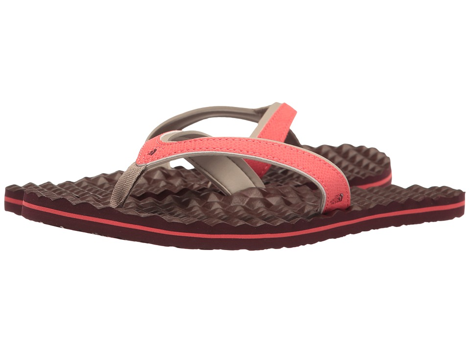 The North Face - Base Camp Plus Mini (Cayenne Red/Regal Red (Prior Season)) Women's Sandals