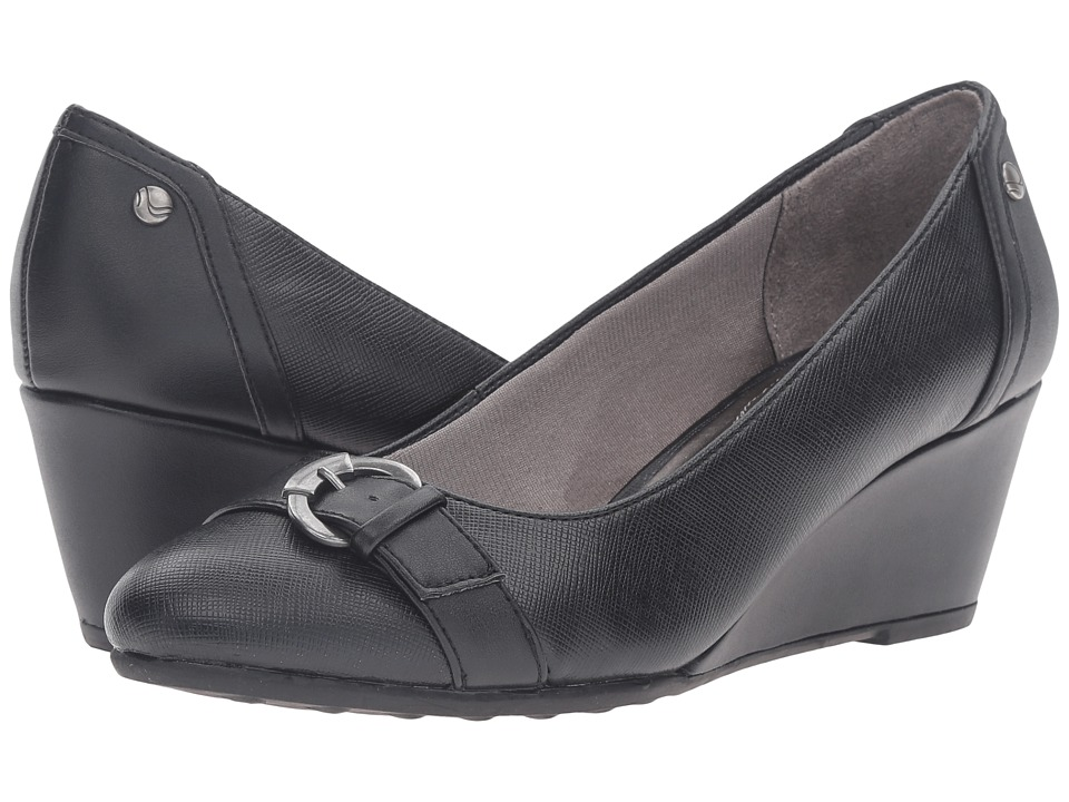 LifeStride - Julep (Black) Women's Shoes