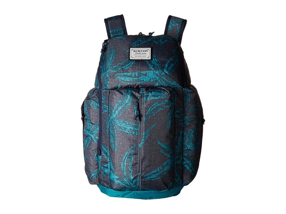 Burton - Cadet Pack (Tropical Print) Backpack Bags