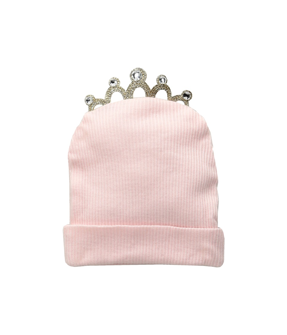 Mud Pie - Tiara Cap (Infant) (Pink) Caps