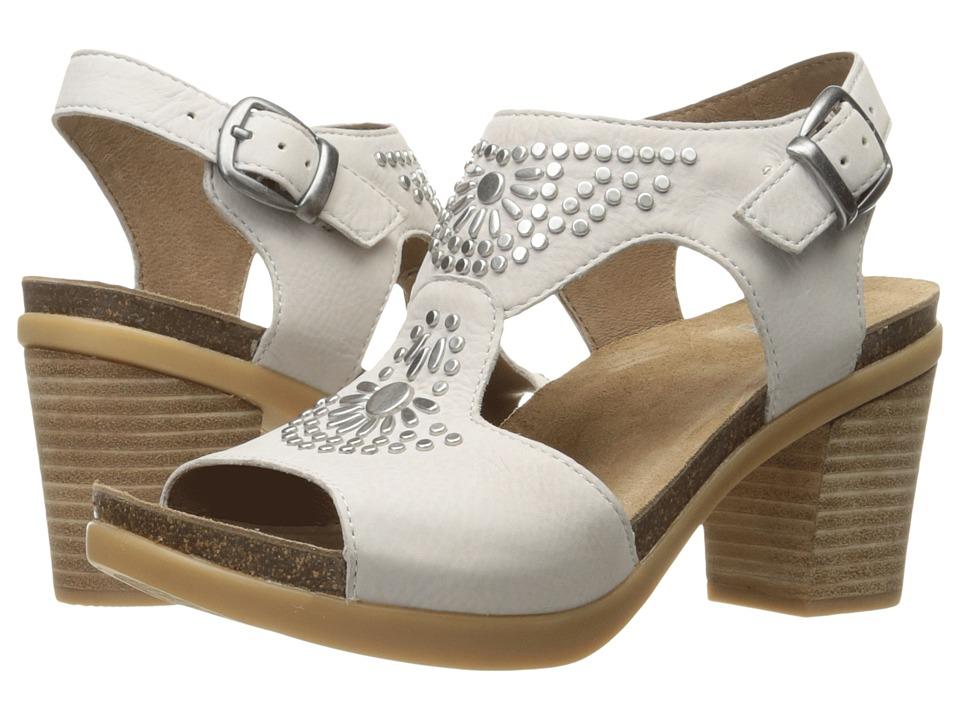 Dansko - Deandra (Ivory Nubuck) Women's Shoes