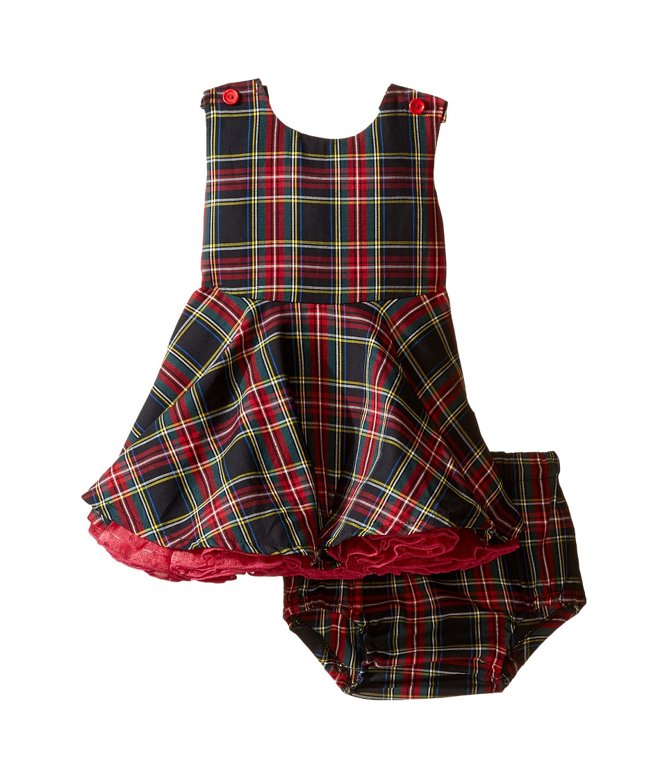 fiveloaves twofish - Little Party Tartan Dress (Infant) (Tartan) Girl's Dress