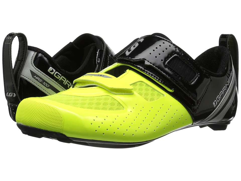 Louis Garneau - Tri X-Lite II (Black/Bright Yellow) Men's Running Shoes