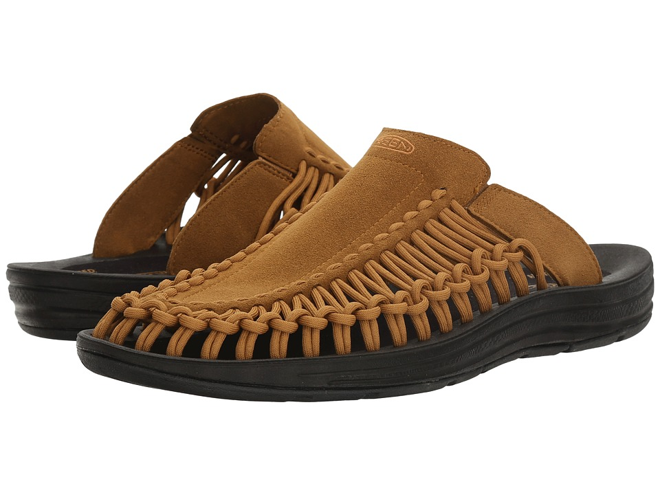 Keen - Uneek Slide (Sunflower) Men's Sandals