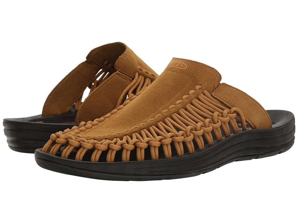 Keen - Uneek Slide (Sunflower) Men's Sandals