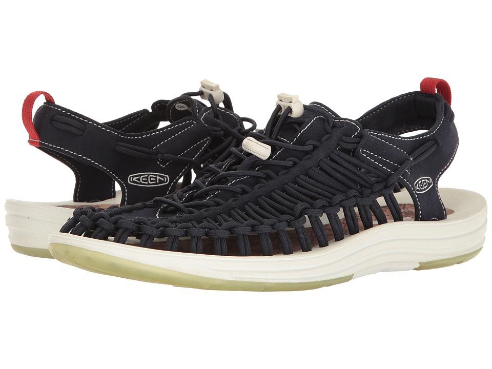 Keen - Uneek (Navy/MS) Men's Shoes