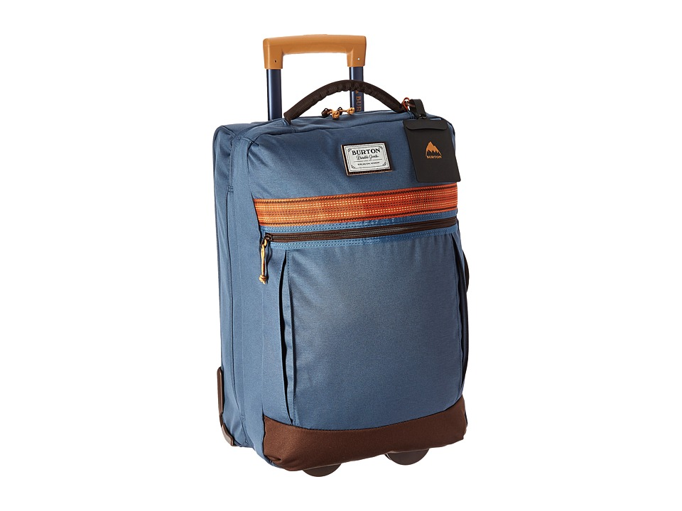 Burton - Overnighter Roller (Washed Blue) Bags