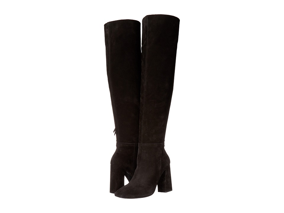 Free People Liberty Heel Boot (Black) Women