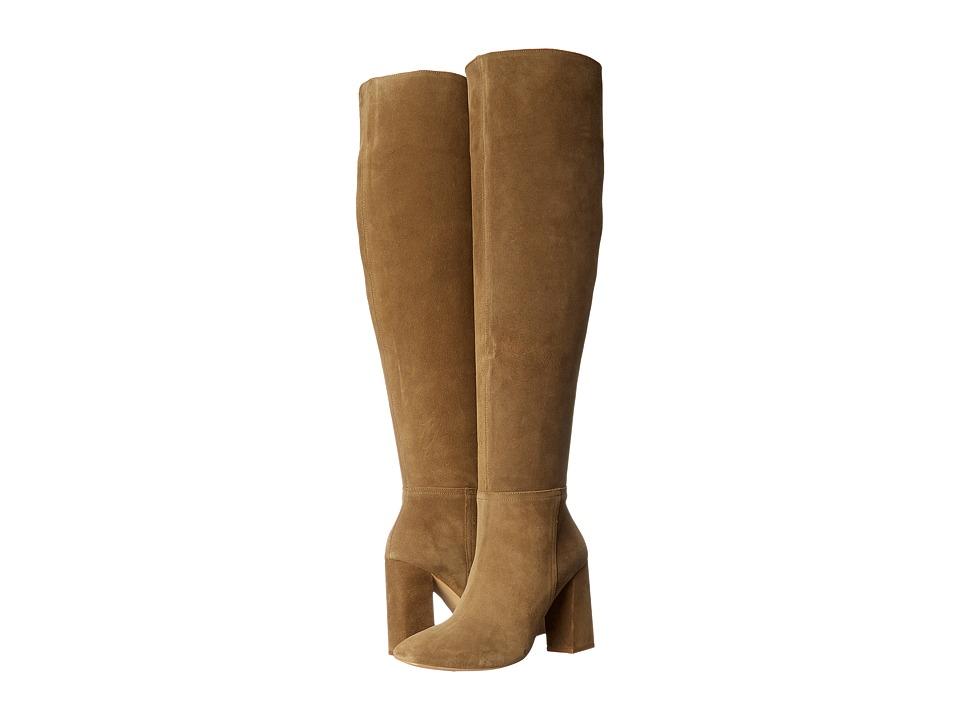 Free People Liberty Heel Boot (Taupe) Women