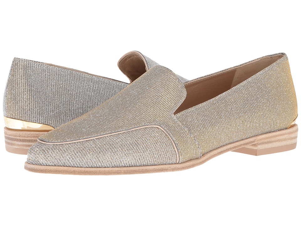 Stuart Weitzman - Pipelopez (Magnesium Nocturn) Women's Slip on Shoes