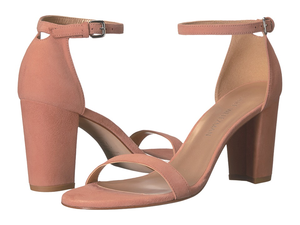 Stuart Weitzman - Nearlynude (Naked Suede) Women's Shoes
